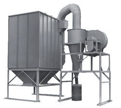 Aget Filterkop Dust Collector